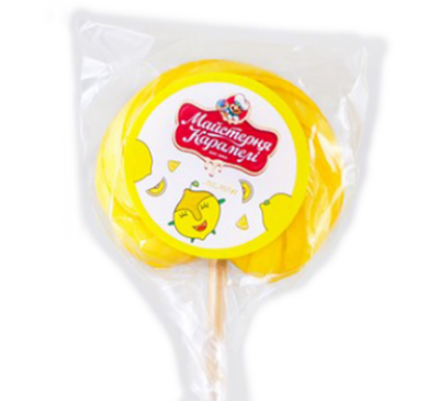 "Карамель ""Лимон"", 20 г"