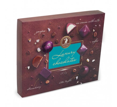 """Конфеты шоколадные """"Shoud'e"""" Ассорти"""