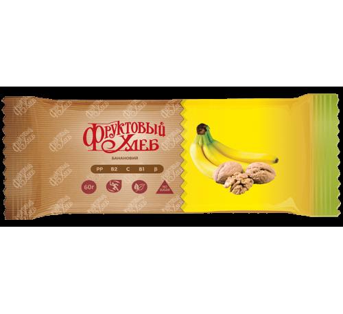Батончик здорового питания «Фруктовый Хлеб», Банановый