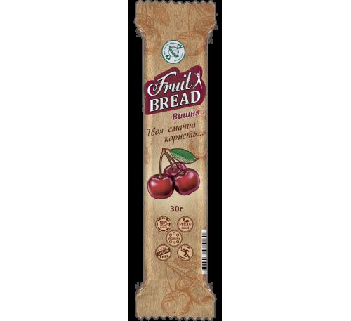 Батончик здорового питания «Фруктовый Хлеб», Вишня