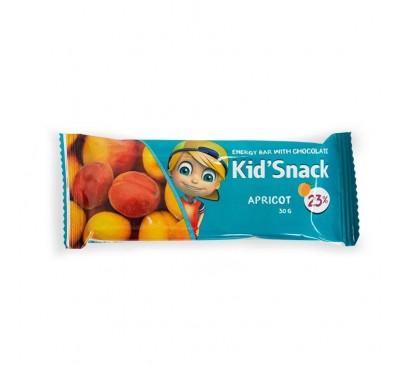 "Энергетический батончик ""Kid'Snack"" абрикос"