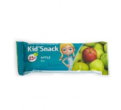 "Энергетический батончик ""Kid'Snack"" яблоко"