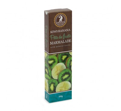 "Натуральный мармелад ""Pate de Fruits"" киви-банан"