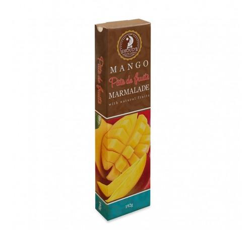 "Натуральный мармелад ""Pate de Fruits"" манго"