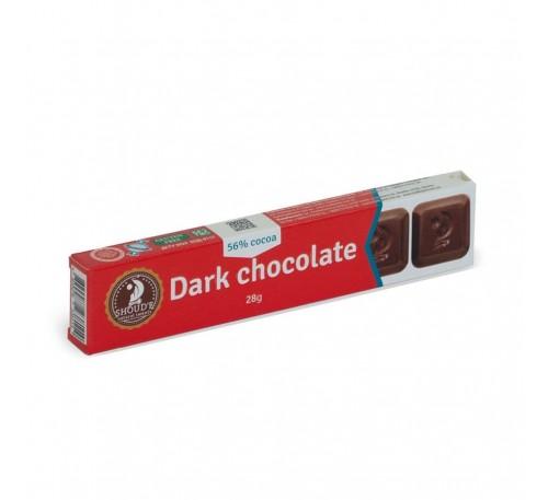 """Шоколад """"SHOUD'E"""" чёрный"""