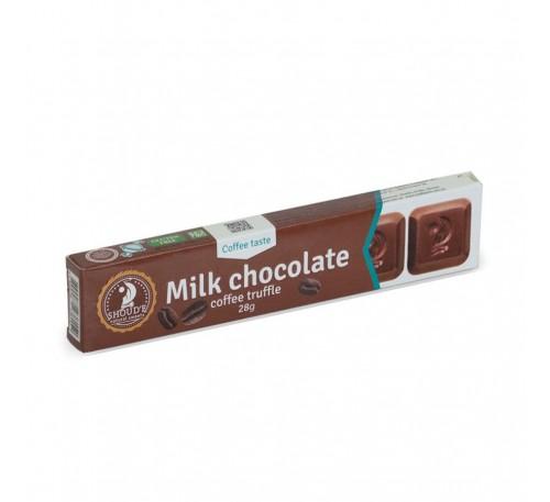 """Шоколад молочный """"SHOUD'E"""" кофейный трюфель"""