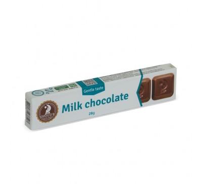 """Шоколад """"SHOUD'E"""" молочный"""