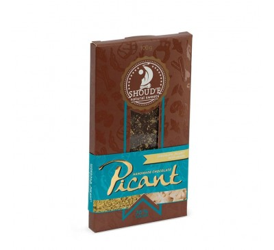 "Шоколад ""Picant"" с имбирем"