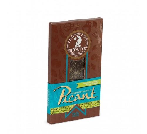 "Шоколад ""Picant"" с кардамоном"