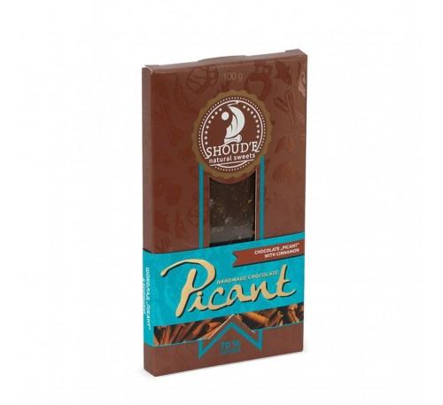 """Шоколад """"Picant"""" с корицей"""