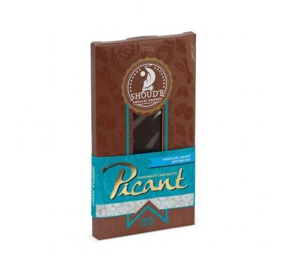 """Шоколад """"Picant"""" с морской солью"""