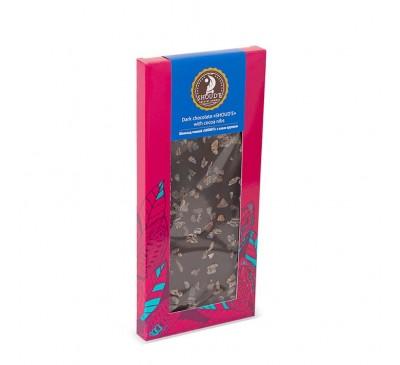 "Шоколад черний ""SHOUD'E"" з какао крупкой"