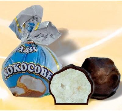 """Конфеты """"Кокосовое чудо"""""""