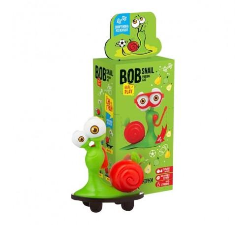 Натуральные яблочно-грушевые конфеты Bob Snail - Ешь&Играй