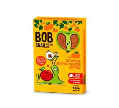 Натуральные яблочно-тыквенные конфеты Bob Snail Равлик Боб, 60 г