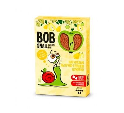 Натуральные яблочно-грушевые конфеты Bob Snail Равлик Боб, 60 г