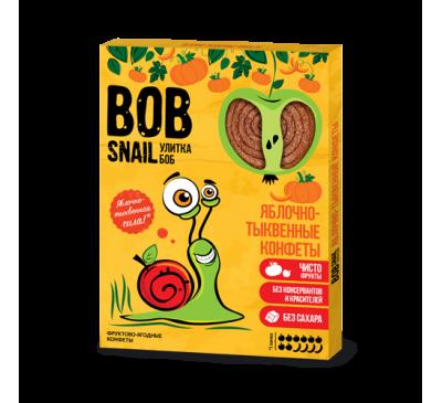 Натуральные яблочно-тыквенные конфеты Bob Snail Равлик Боб, 120 г