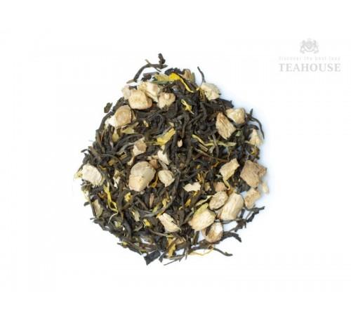 """Чай """"Имбирный зеленый"""""""